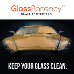 Auto Glass Parency® Keep Your Glass Clean