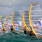 sail numbers to track racers