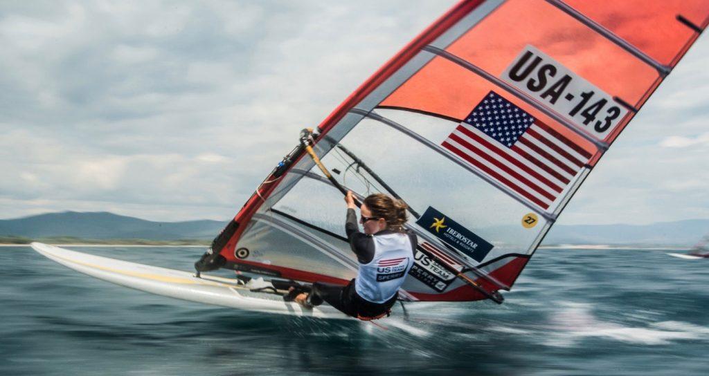 Windsurf Sailing Race Number Decals