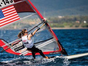 Windsurf sail numbers