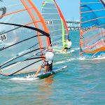 ISAF Sail numbers printed on vinyl
