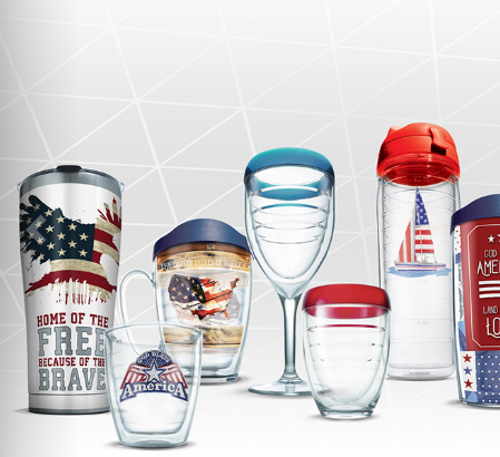 Promotional tumblers