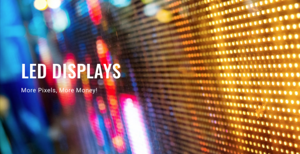 cirrus LED Displays billboard