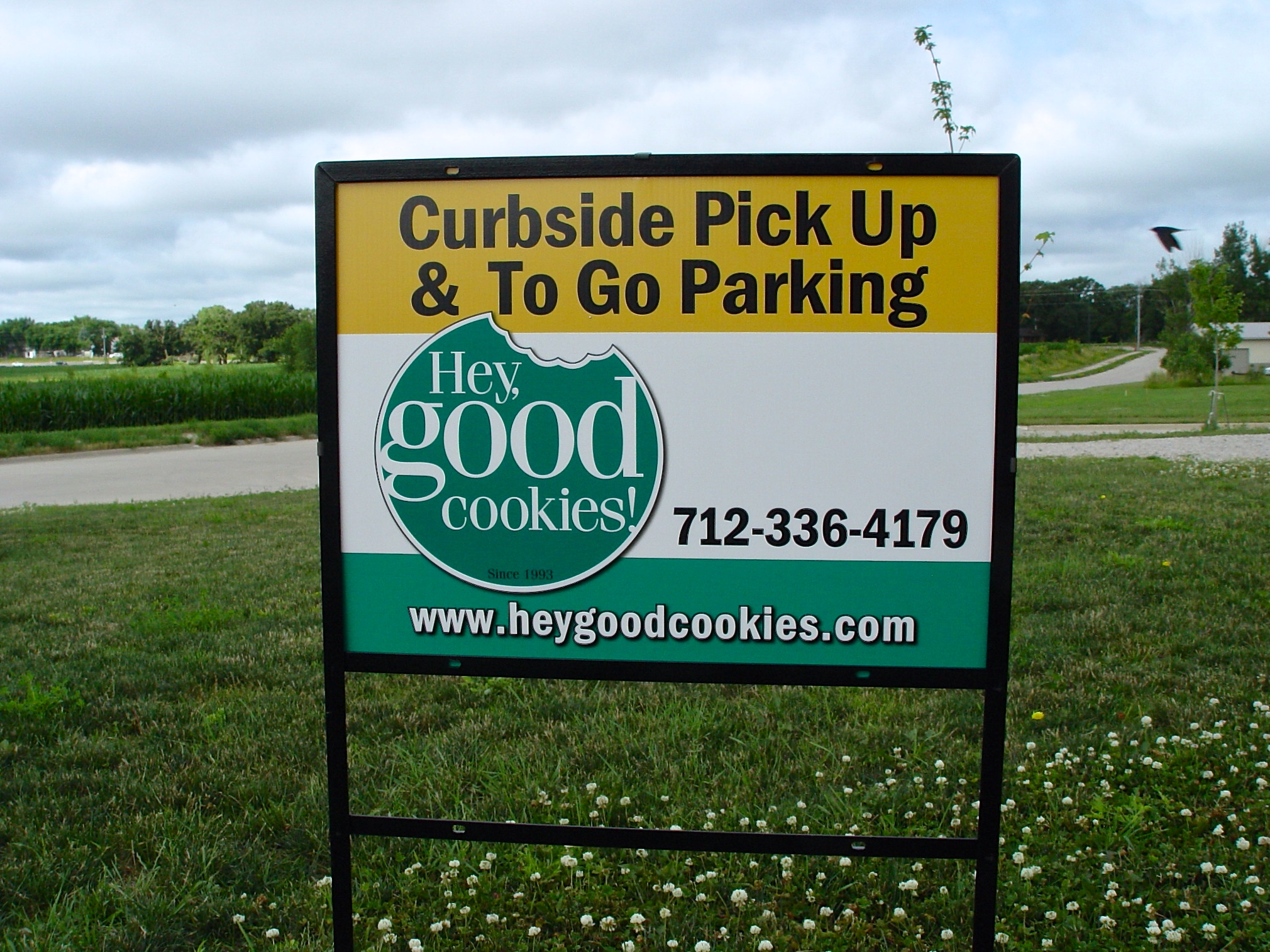 Coroplast Yard Sign Archives - Lende Signs