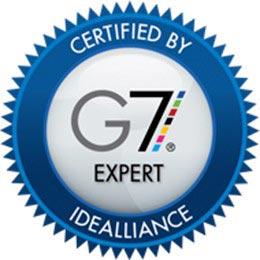 Certified G7 Expert